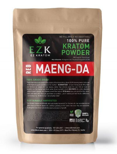 ULTRA ENHANCED Red Maeng-Da Kratom Powder