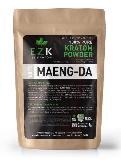 ULTRA ENHANCED White Maeng-Da Kratom Powder
