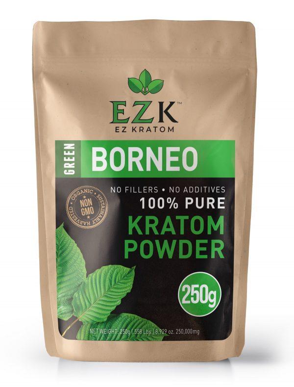 Green Borneo Kratom Powder