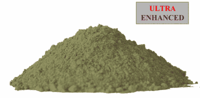 Buy ULTRA ENHANCED Green Borneo Wholesale Kratom Powder