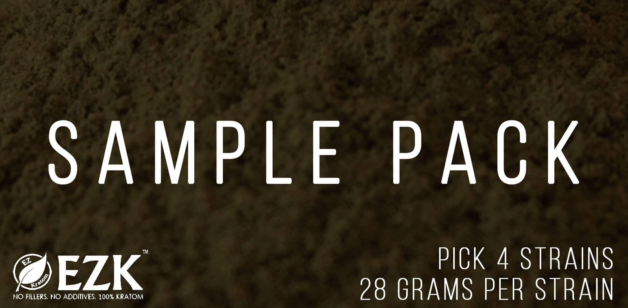 Buy Wholesale Kratom Sample Pack