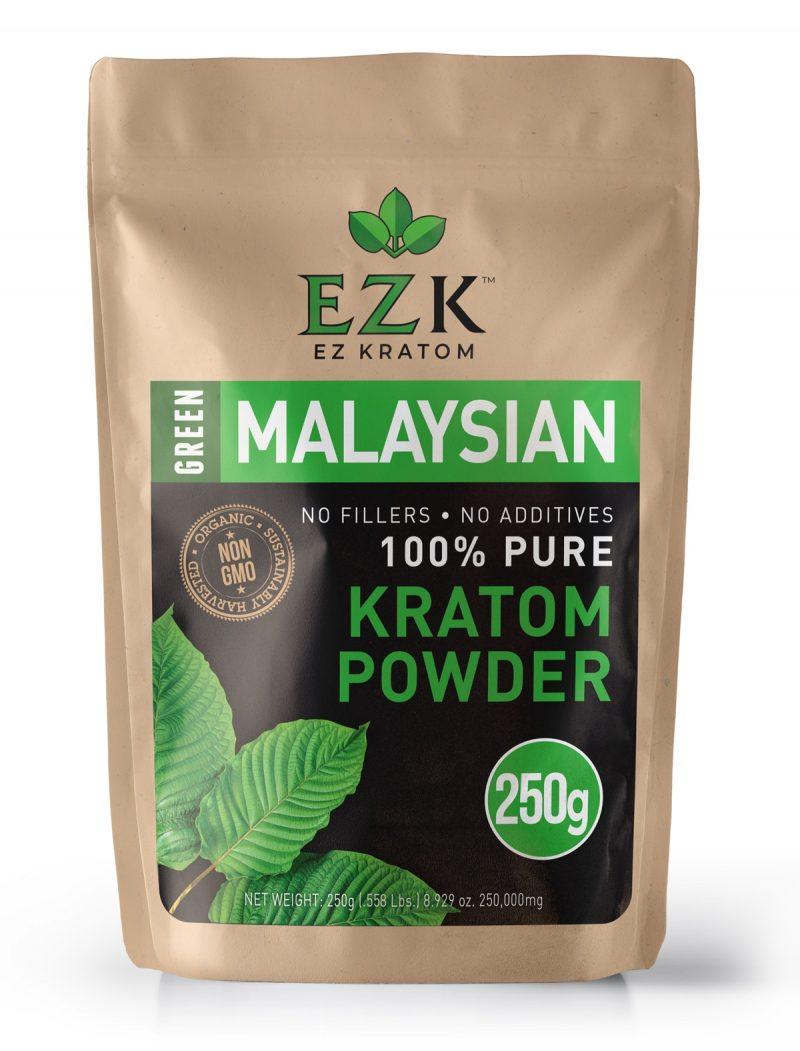 Green Malaysian Kratom Powder