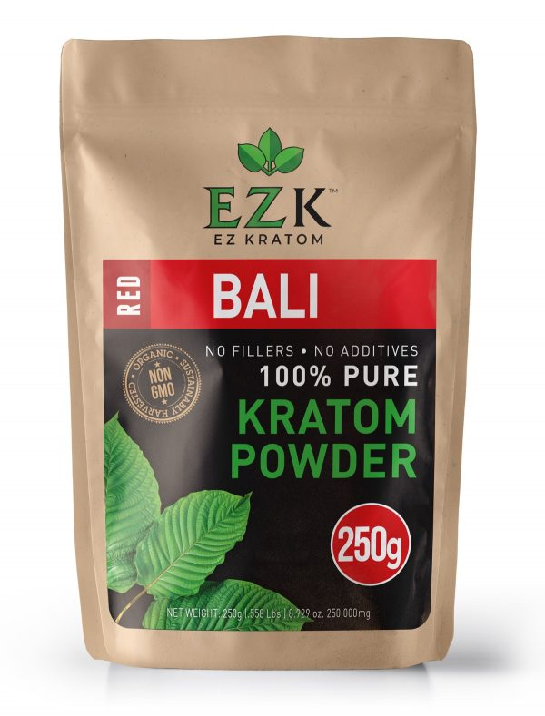 Red Bali (Horn) Kratom Powder