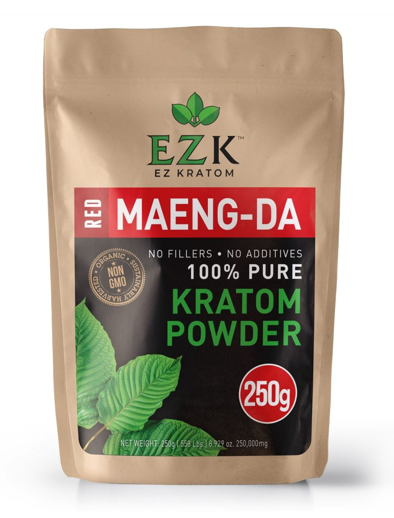 Red Maeng-Da Kratom Powder