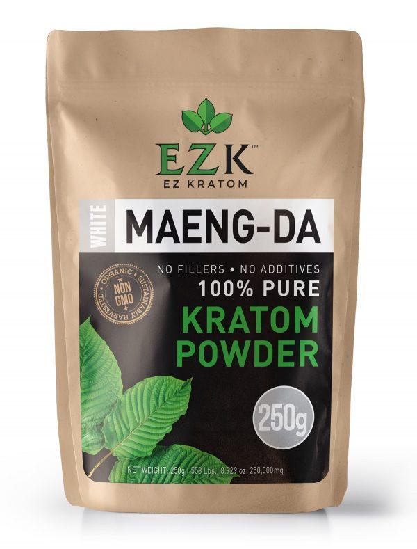 White Maeng Da Kratom Powder