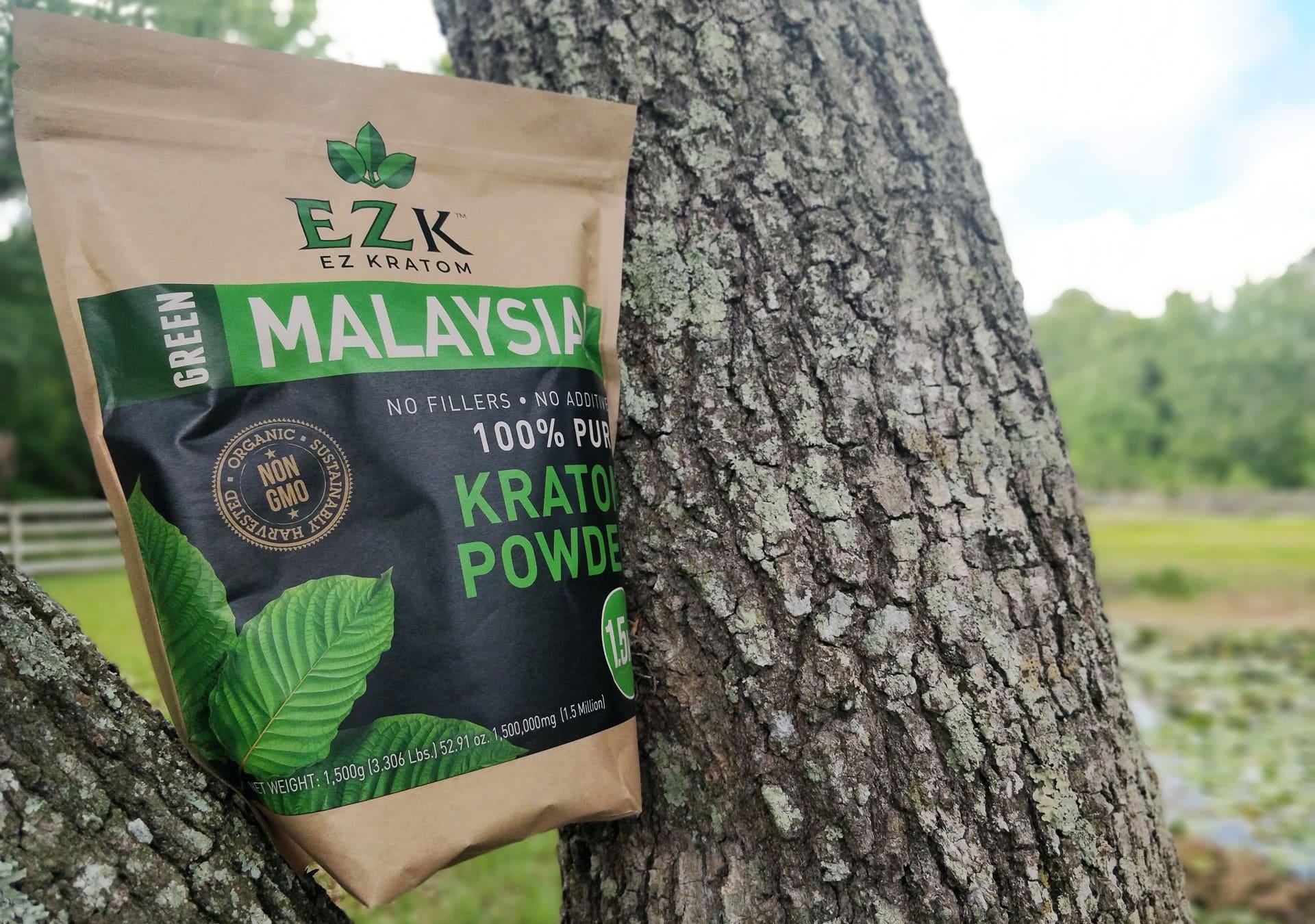 Wholesale Green Malaysian Kratom
