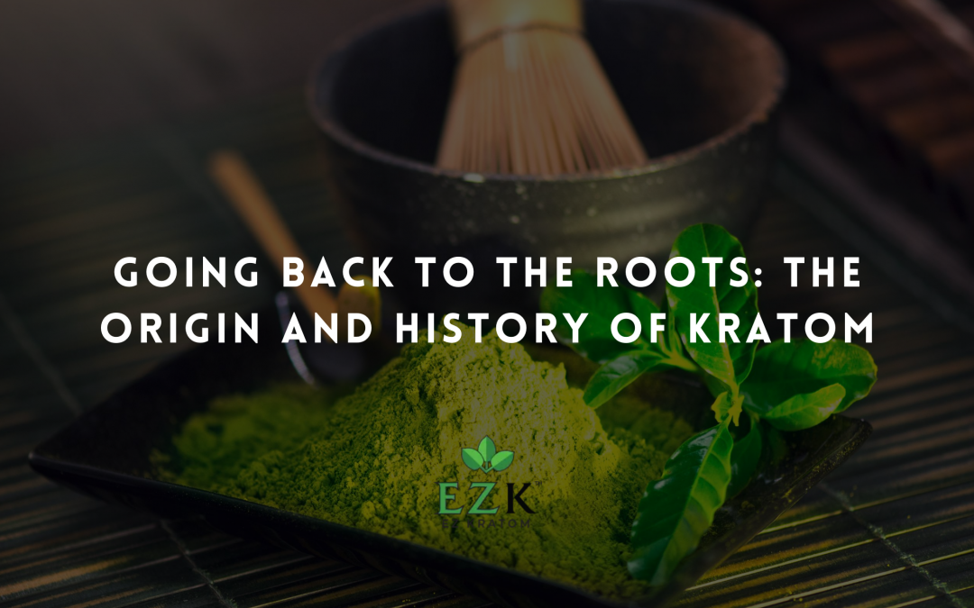 Going Back to the Roots: The Origin and History of Kratom