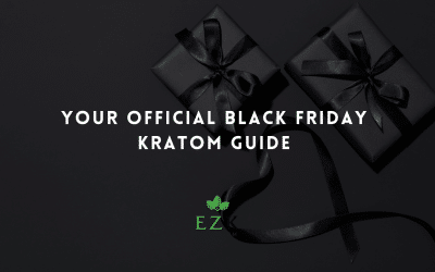 Your Official Black Friday Kratom Guide