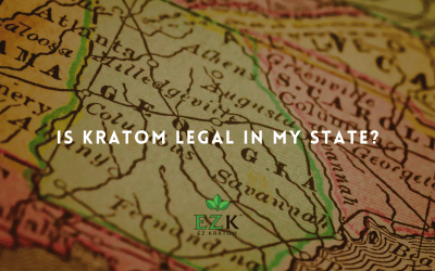 Is Kratom Legal in My State?