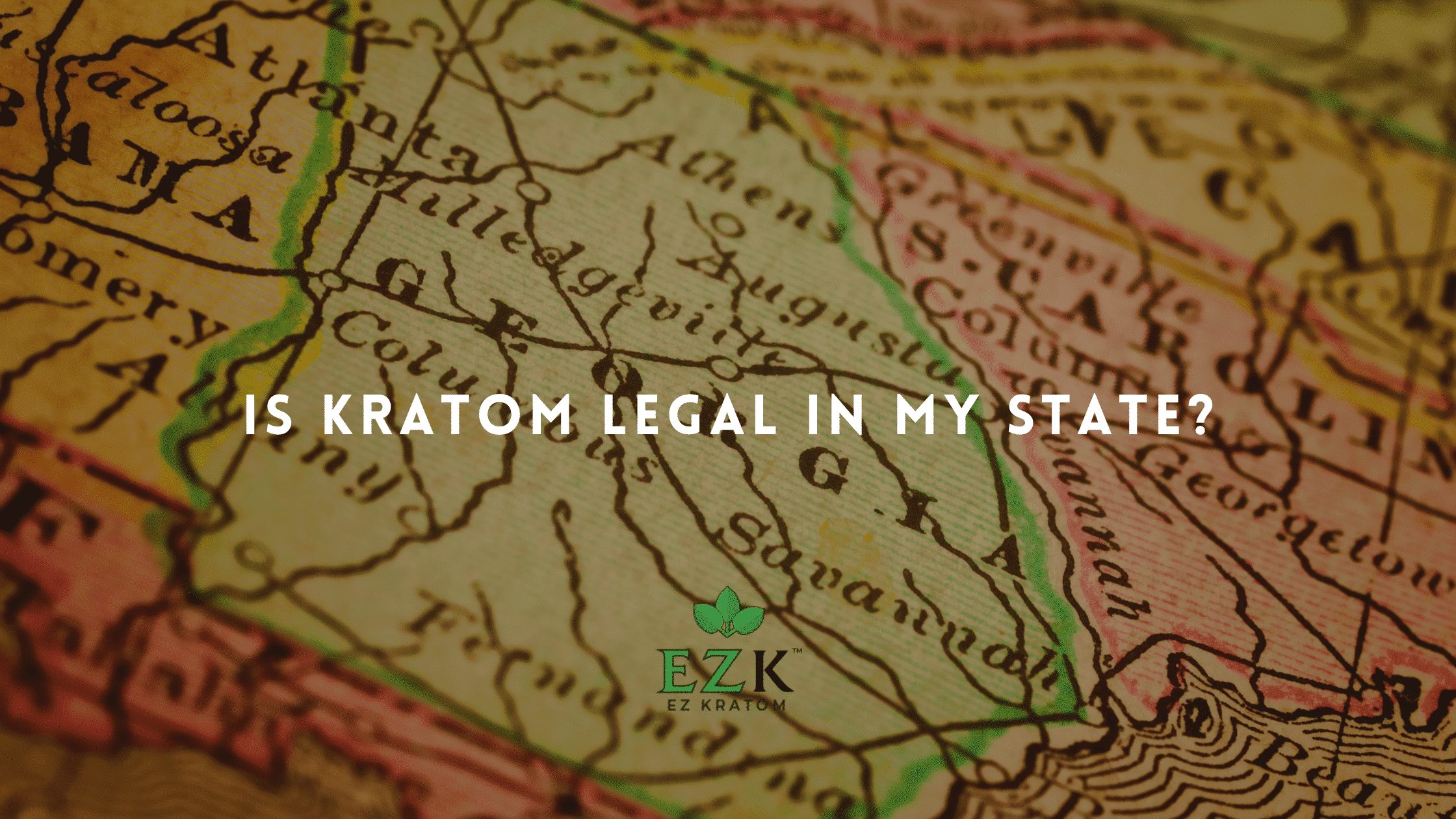 Is Kratom Legal in My State? Kratom Legality in the USA   Ez Kratom