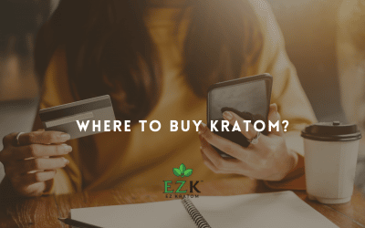 Where to Buy Kratom: 10 Places You Can Trust