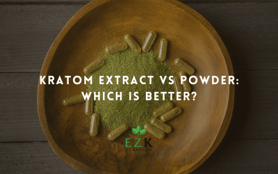 Kratom Extract vs Powder: Which Is Better?